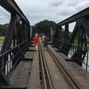 Bridge over River Kwai-